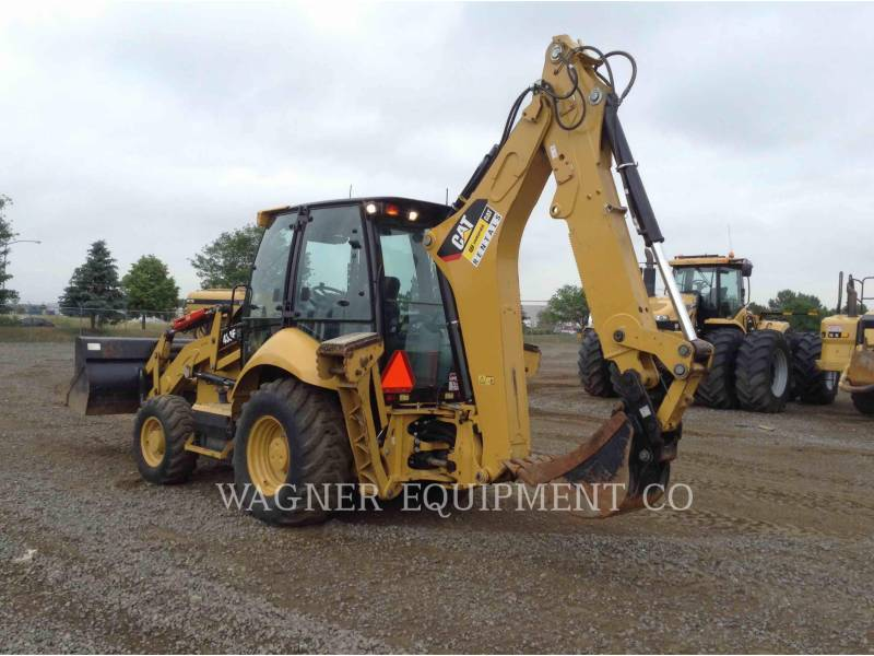 Caterpillar BULDOEXCAVATOARE 430F IT4WE equipment  photo 4