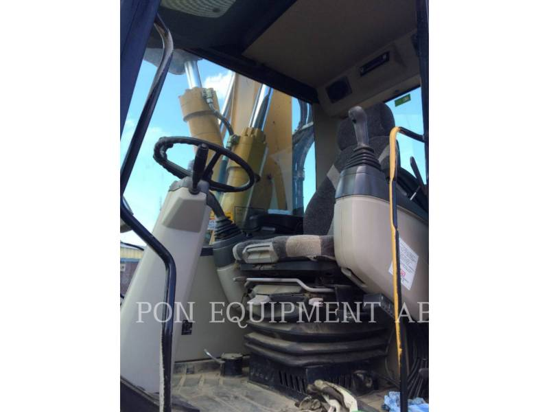 CATERPILLAR ESCAVADEIRAS DE RODAS M318C equipment  photo 6