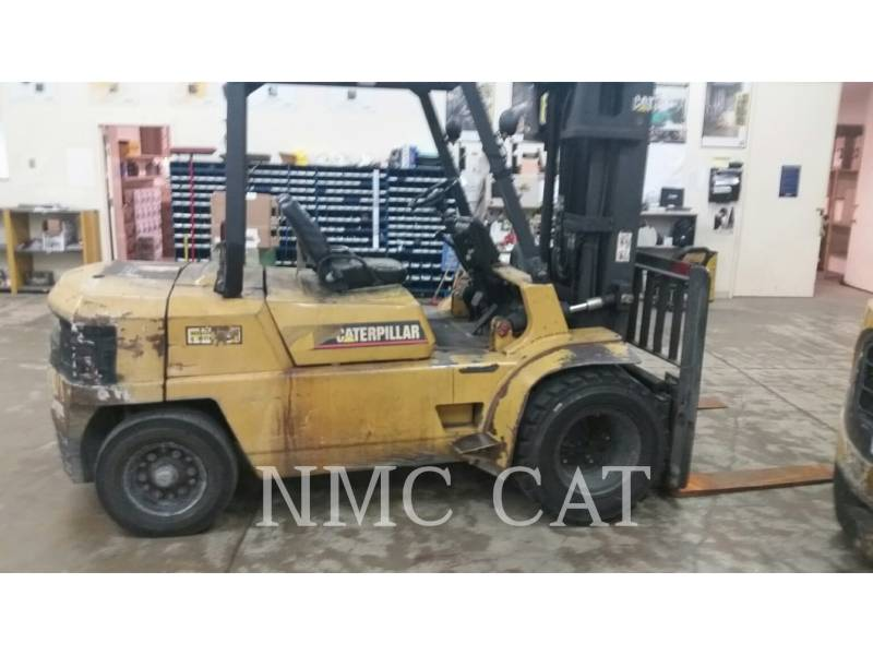 CATERPILLAR LIFT TRUCKS ELEVATOARE CU FURCĂ DPL40_MC equipment  photo 1