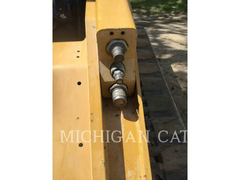 CATERPILLAR CARGADORES MULTITERRENO 289D A2Q equipment  photo 12