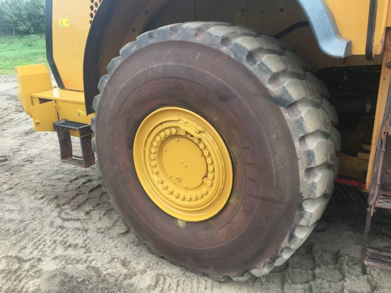 CATERPILLAR CARGADORES DE RUEDAS 980K equipment  photo 10