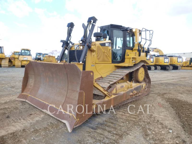CATERPILLAR TRACTORES DE CADENAS D6T-T4 XL equipment  photo 3