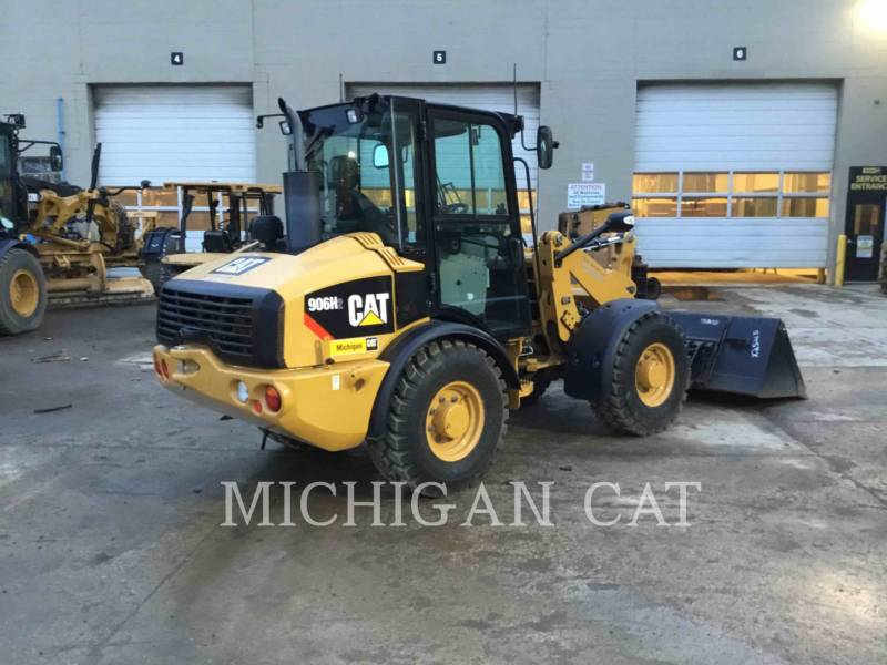 CATERPILLAR WHEEL LOADERS/INTEGRATED TOOLCARRIERS 906H2 AR equipment  photo 3