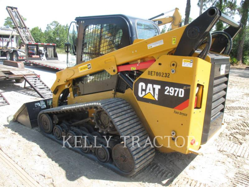 CATERPILLAR MULTI TERRAIN LOADERS 297D equipment  photo 4