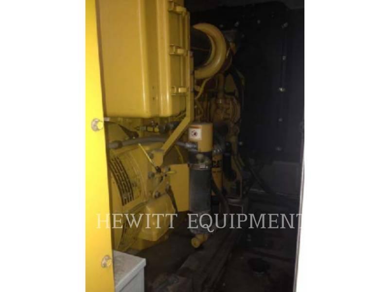 CATERPILLAR STATIONARY GENERATOR SETS 3406 ENCLOSED 300KW 600 V equipment  photo 6