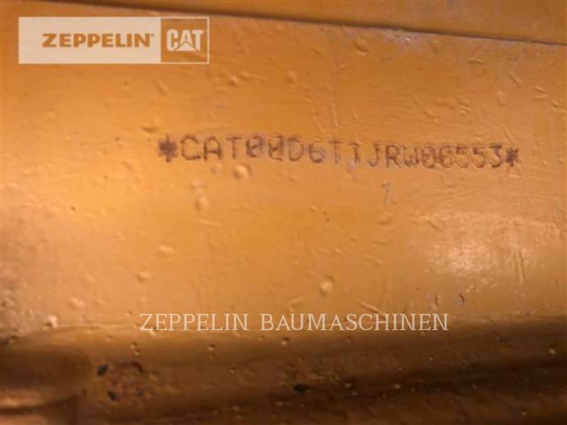 CATERPILLAR TRACTORES DE CADENAS D6TM equipment  photo 7