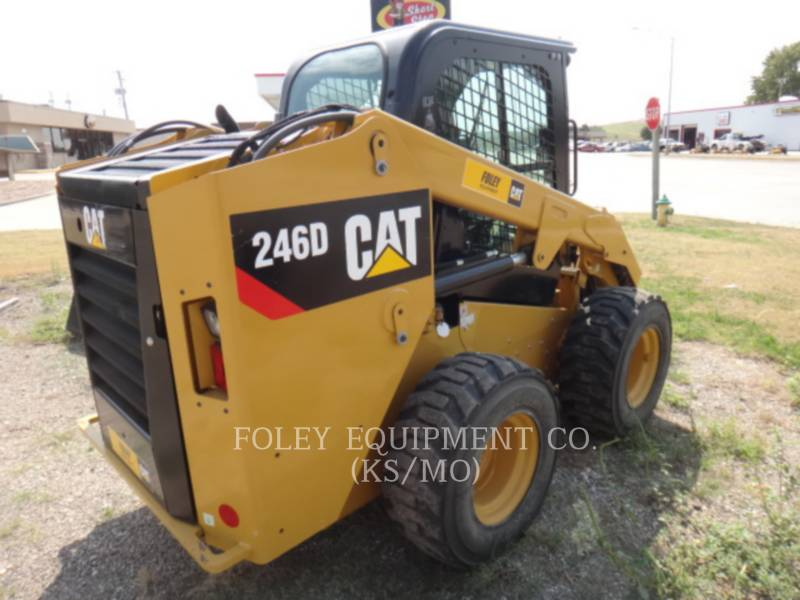 CATERPILLAR MINICARREGADEIRAS 246DSTD1CA equipment  photo 4