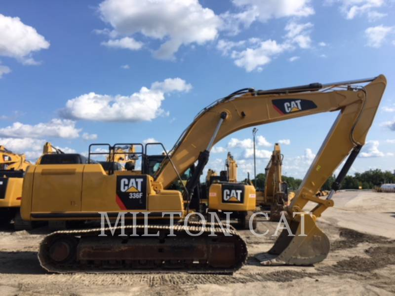 CATERPILLAR 履带式挖掘机 336F L equipment  photo 4