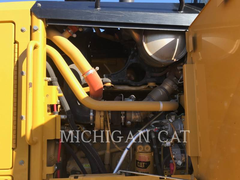 CATERPILLAR MOTORGRADER 140M2AWD equipment  photo 12