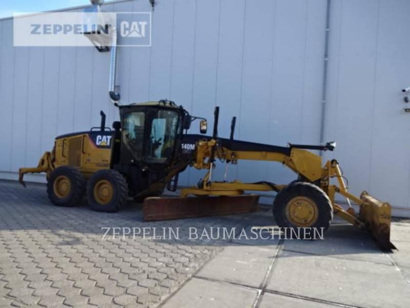 CATERPILLAR モータグレーダ 140M equipment  photo 7