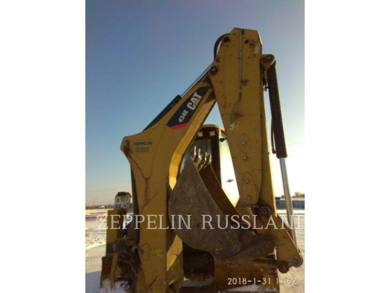 CATERPILLAR BAGGERLADER 434E equipment  photo 14