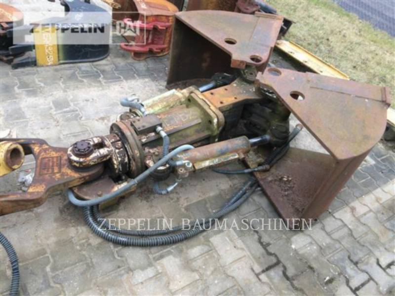 HYDRAULIK-GREIFER-TECHNOLOGIE-GMBH AG - GREIFER ZZ3-600 Greifer equipment  photo 1