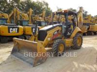 Equipment photo CATERPILLAR 416E BACKHOE LOADERS 1