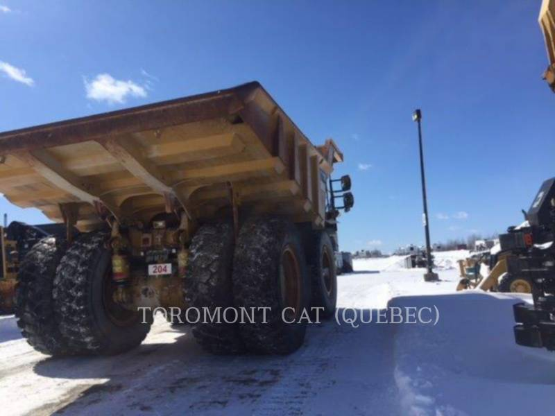 CATERPILLAR CARGADORES DE RUEDAS 777G equipment  photo 3