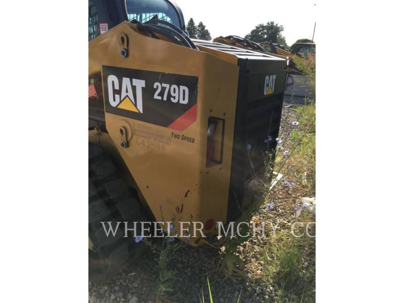 CATERPILLAR CHARGEURS TOUT TERRAIN 279D C3-H2 equipment  photo 7