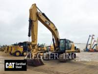 Equipment photo Caterpillar 349FL EXCAVATOARE PE ŞENILE 1