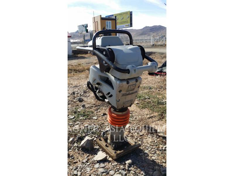 MULTIQUIP VERDICHTER MTX 60 HD equipment  photo 1