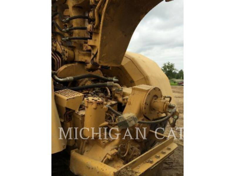 CATERPILLAR MOTOESCREPAS 627F equipment  photo 7