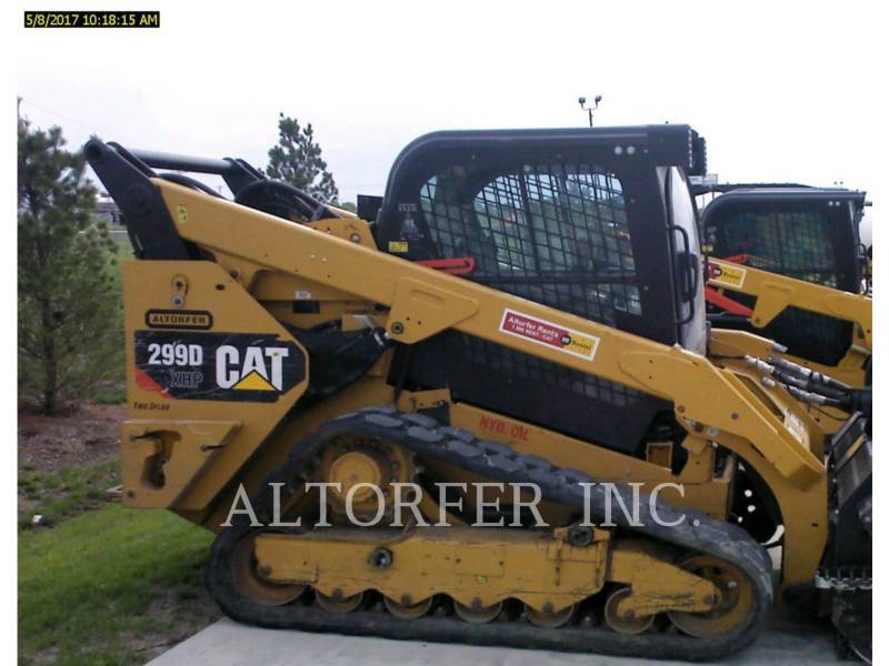 CATERPILLAR MINICARGADORAS 299D XHP equipment  photo 1