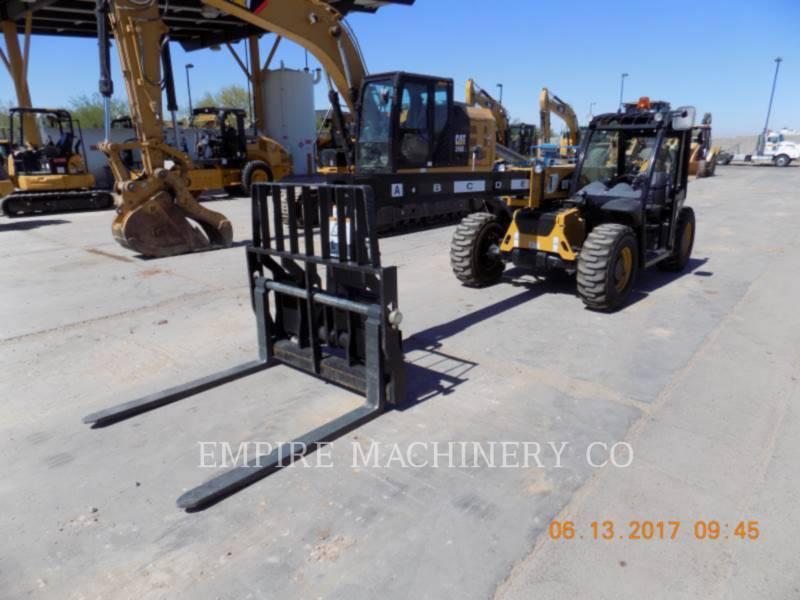 CATERPILLAR TELEHANDLER TH255C equipment  photo 4