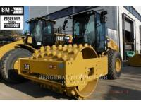 Equipment photo CATERPILLAR CS64B 振动单碾轮平滑设备 1