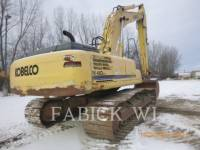 KOBELCO / KOBE STEEL LTD TRACK EXCAVATORS SK480 equipment  photo 6