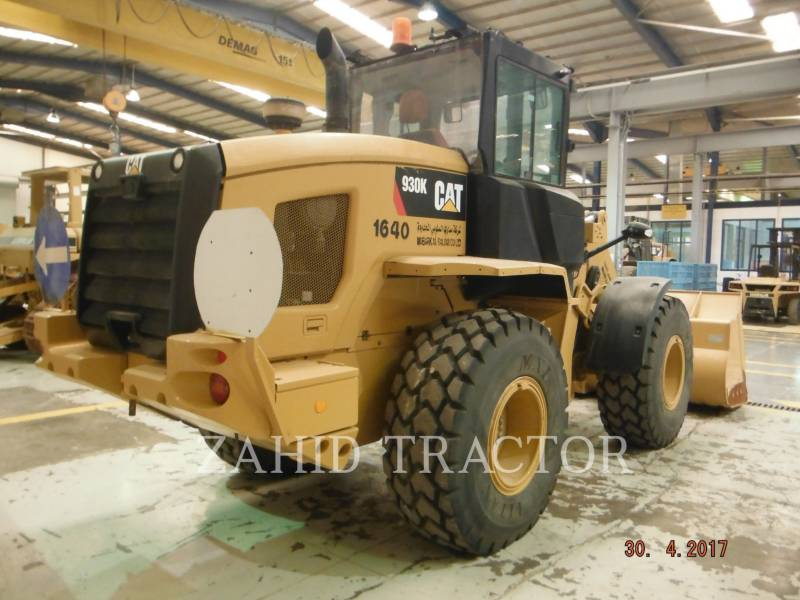 CATERPILLAR RADLADER/INDUSTRIE-RADLADER 930K equipment  photo 3