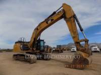 CATERPILLAR TRACK EXCAVATORS 349EL    P equipment  photo 1