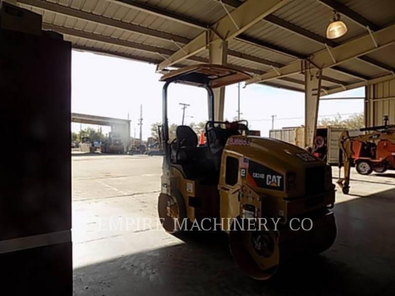 CATERPILLAR 振動ダブル・ドラム・アスファルト CB24B equipment  photo 1