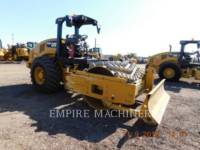 Equipment photo CATERPILLAR CP56B 振动单碾轮衬垫 1