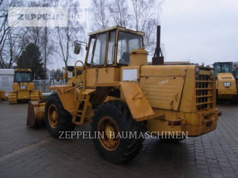 INTERNATIONAL HARVESTER CHARGEURS SUR PNEUS/CHARGEURS INDUSTRIELS H60 equipment  photo 2