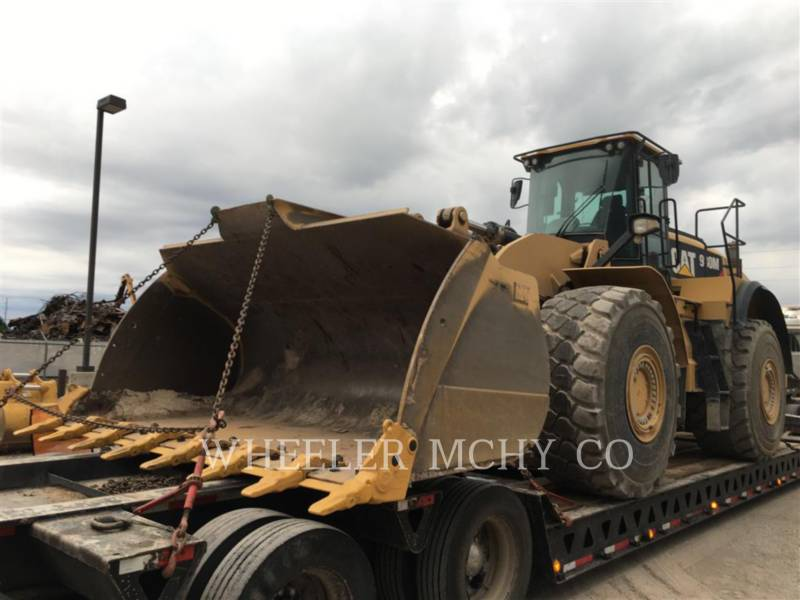 CATERPILLAR WHEEL LOADERS/INTEGRATED TOOLCARRIERS 980M AOC T equipment  photo 2