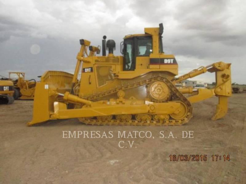 CATERPILLAR TRATORES DE ESTEIRAS D9T equipment  photo 3