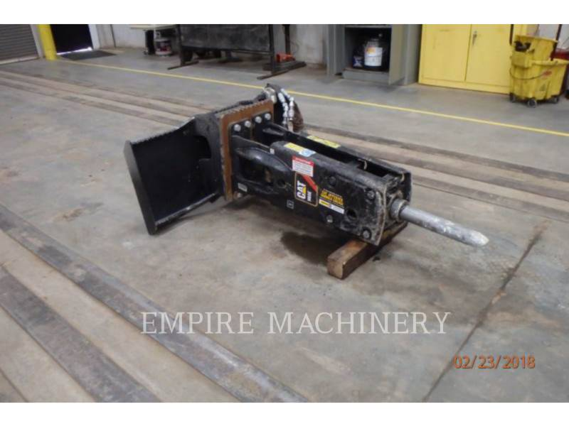 CATERPILLAR AG - HAMMER H65E SSL equipment  photo 1