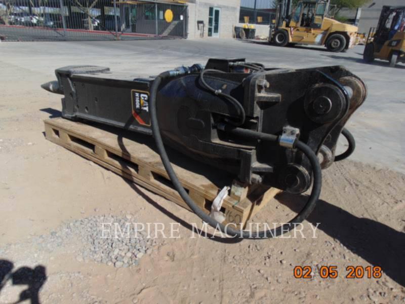 CATERPILLAR HERRAMIENTA DE TRABAJO - MARTILLO H160ES equipment  photo 1