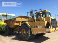 Equipment photo CATERPILLAR D30D KNIKGESTUURDE TRUCKS 1