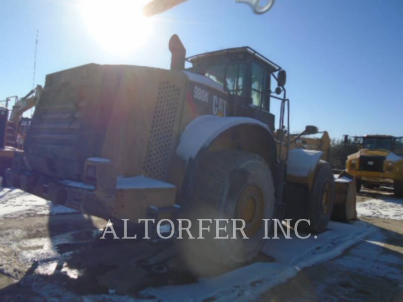 CATERPILLAR WHEEL LOADERS/INTEGRATED TOOLCARRIERS 980K equipment  photo 3