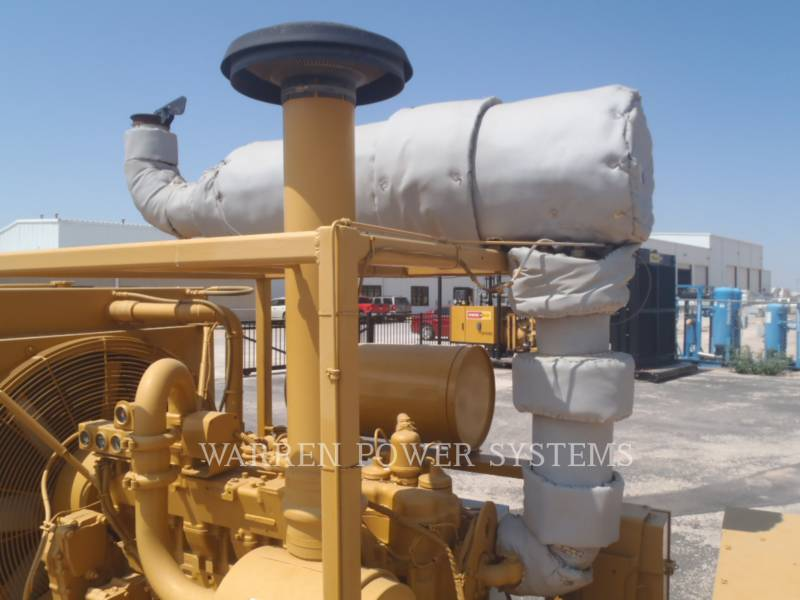 CATERPILLAR STATIONARY GENERATOR SETS G3406NA equipment  photo 12