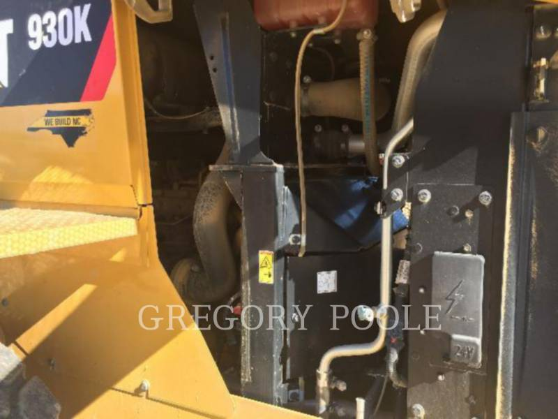 CATERPILLAR CARGADORES DE RUEDAS 930K equipment  photo 21