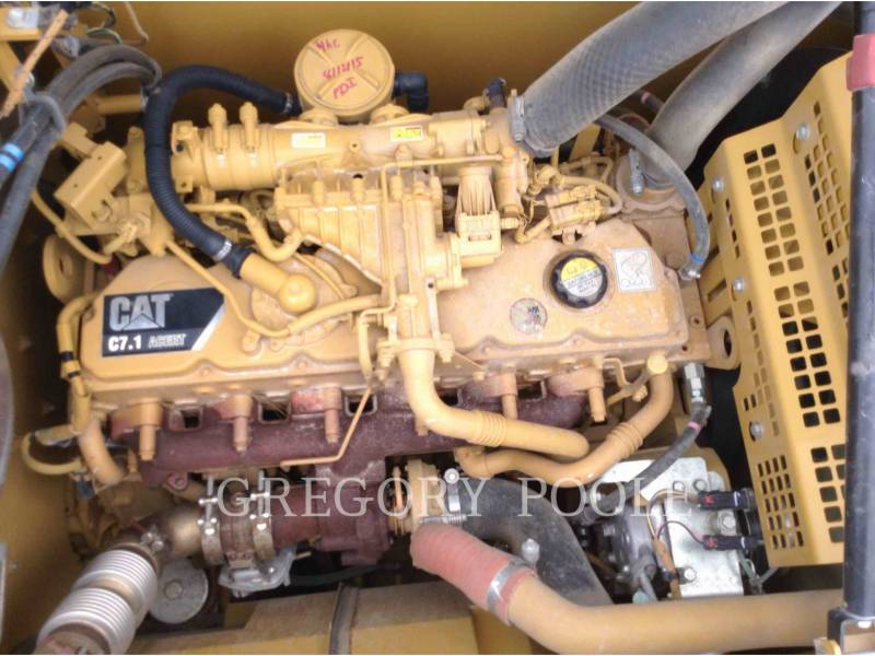 CATERPILLAR PELLES SUR CHAINES 323F L equipment  photo 20