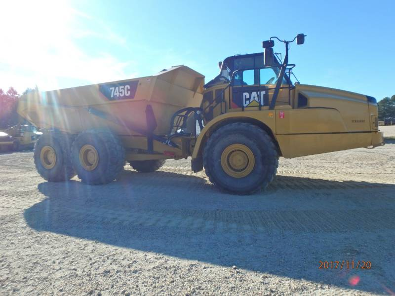 CATERPILLAR CAMIONES ARTICULADOS 745C equipment  photo 5