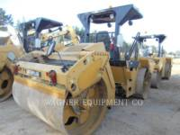 CATERPILLAR TAMBOR DOBLE VIBRATORIO ASFALTO CB64 equipment  photo 1