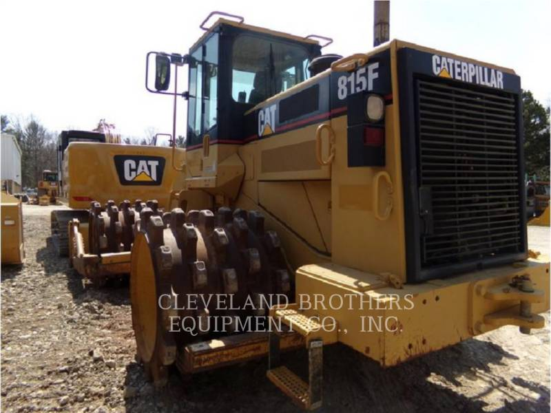 CATERPILLAR VERDICHTER 815F equipment  photo 3