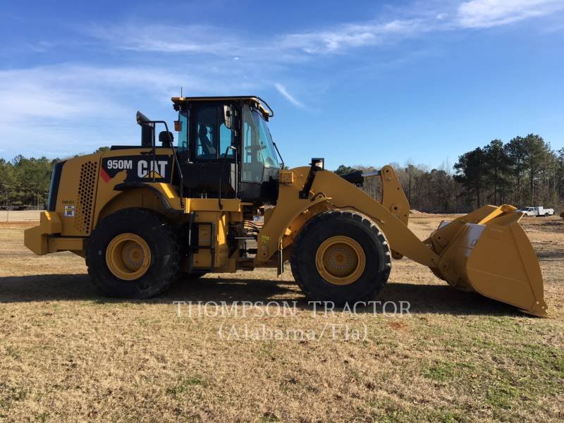 CATERPILLAR WHEEL LOADERS/INTEGRATED TOOLCARRIERS 950M equipment  photo 10