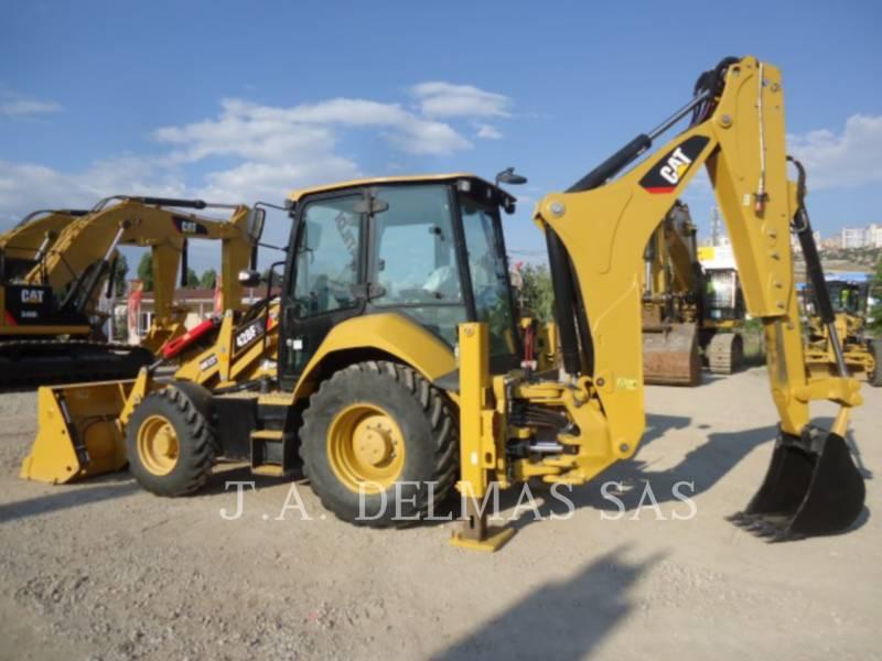 CATERPILLAR BACKHOE LOADERS 428F2LRC equipment  photo 2