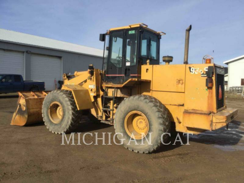 CATERPILLAR PALE GOMMATE/PALE GOMMATE MULTIUSO 938F equipment  photo 4