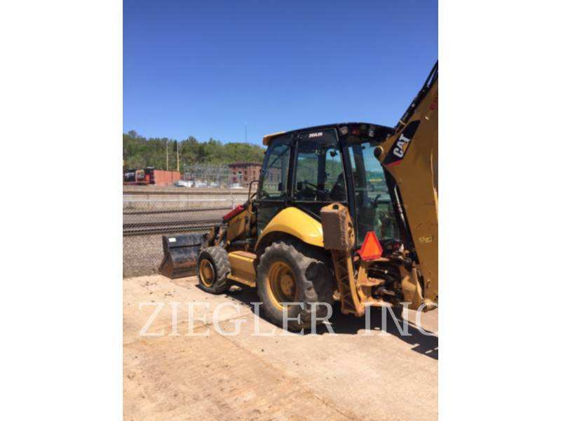 CATERPILLAR BACKHOE LOADERS 430EITH2 equipment  photo 3