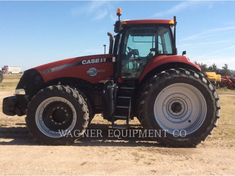 CASE AUTRES MATERIELS AGRICOLES 315 MAGNUM equipment  photo 1