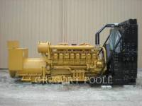 Equipment photo CATERPILLAR 3516 STATIONARY GENERATOR SETS 1
