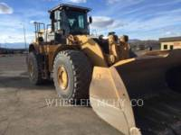 CATERPILLAR WHEEL LOADERS/INTEGRATED TOOLCARRIERS 980K AOR T equipment  photo 2